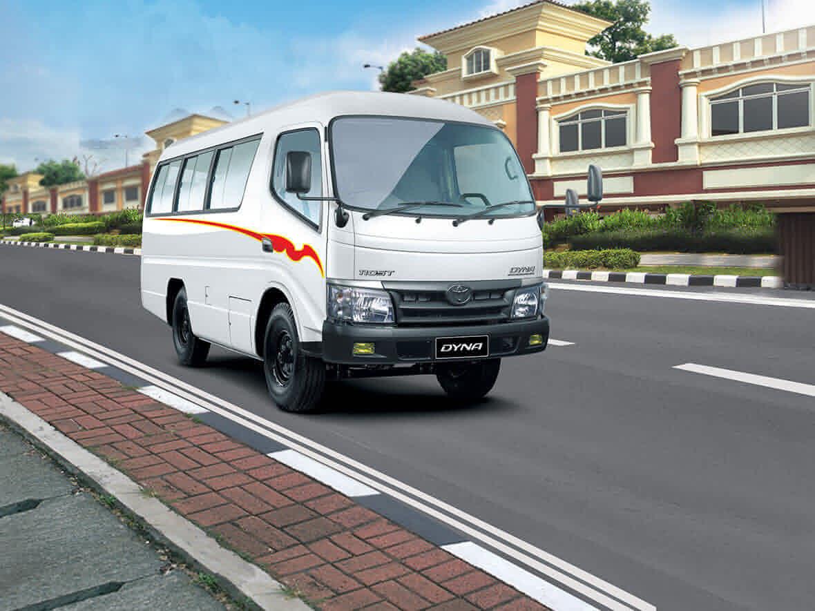 Toyota Dyna 110ST-MB