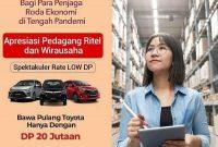 Promo Apresiasi Pedagang Ritel Dan Wirasuaha Di Dealer Toyota Klaten
