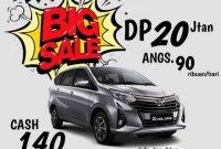 Promo Big Sale Beli New Calya DP Dan Angsuran Murah Di Dealer Toyota Klaten
