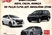 Promo Juli New Normal DP & Angsuran Murah Di Dealer Toyota Klaten