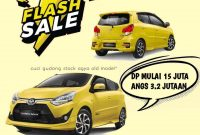 Promo Flash Sale Dealer Toyota Klaten