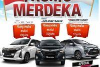 Spesial Promo Merdeka Di Dealer Toyota Klaten