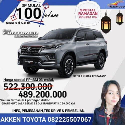 Spesial Promo Ramadhan PPnBM 0% Di Dealer Toyota Klaten