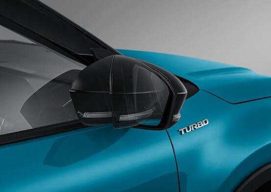 Eksterior Toyota Raize (1)