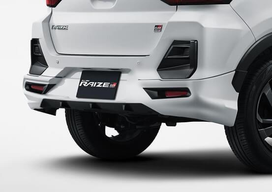 Eksterior Toyota Raize (2)