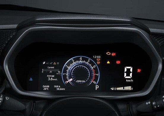 Interior Toyota Raize (1)