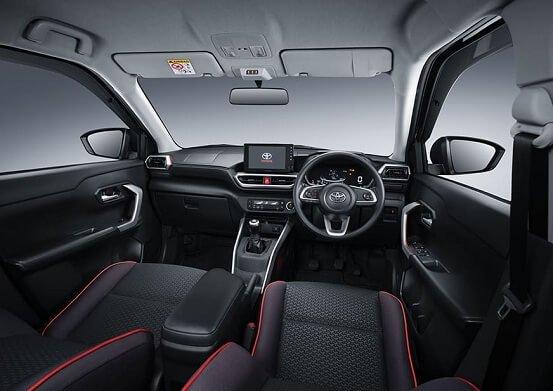 Interior Toyota Raize (12)