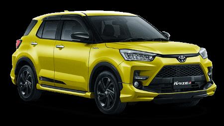 Warna Toyota Raize (11)
