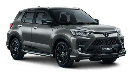 Warna Toyota Raize (2)