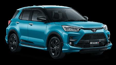 Warna Toyota Raize (7)
